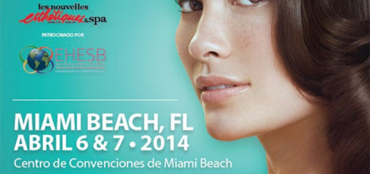 Ehesb en el congreso de est tica y spa miami beach for 7 salon miami beach